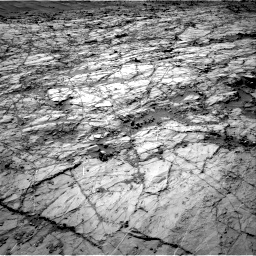 Nasa's Mars rover Curiosity acquired this image using its Right Navigation Camera on Sol 1269, at drive 474, site number 53