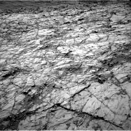 Nasa's Mars rover Curiosity acquired this image using its Right Navigation Camera on Sol 1269, at drive 480, site number 53