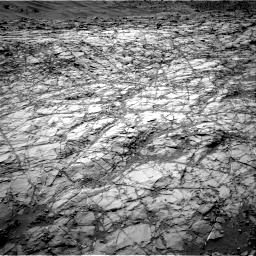 Nasa's Mars rover Curiosity acquired this image using its Right Navigation Camera on Sol 1269, at drive 492, site number 53