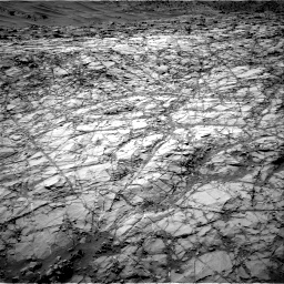 Nasa's Mars rover Curiosity acquired this image using its Right Navigation Camera on Sol 1269, at drive 498, site number 53