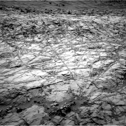 Nasa's Mars rover Curiosity acquired this image using its Right Navigation Camera on Sol 1269, at drive 504, site number 53