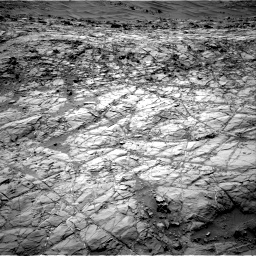 Nasa's Mars rover Curiosity acquired this image using its Right Navigation Camera on Sol 1269, at drive 516, site number 53