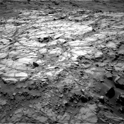Nasa's Mars rover Curiosity acquired this image using its Right Navigation Camera on Sol 1269, at drive 588, site number 53