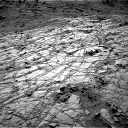 Nasa's Mars rover Curiosity acquired this image using its Right Navigation Camera on Sol 1269, at drive 606, site number 53
