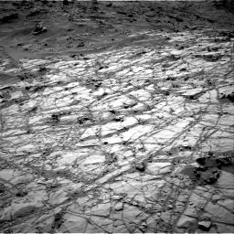 Nasa's Mars rover Curiosity acquired this image using its Right Navigation Camera on Sol 1269, at drive 612, site number 53