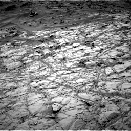 Nasa's Mars rover Curiosity acquired this image using its Right Navigation Camera on Sol 1269, at drive 624, site number 53