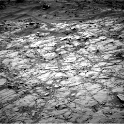 Nasa's Mars rover Curiosity acquired this image using its Right Navigation Camera on Sol 1269, at drive 630, site number 53