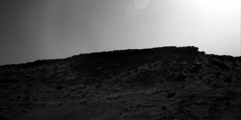 NASA's Mars rover Curiosity acquired this image using its Right Navigation Cameras (Navcams) on Sol 1271