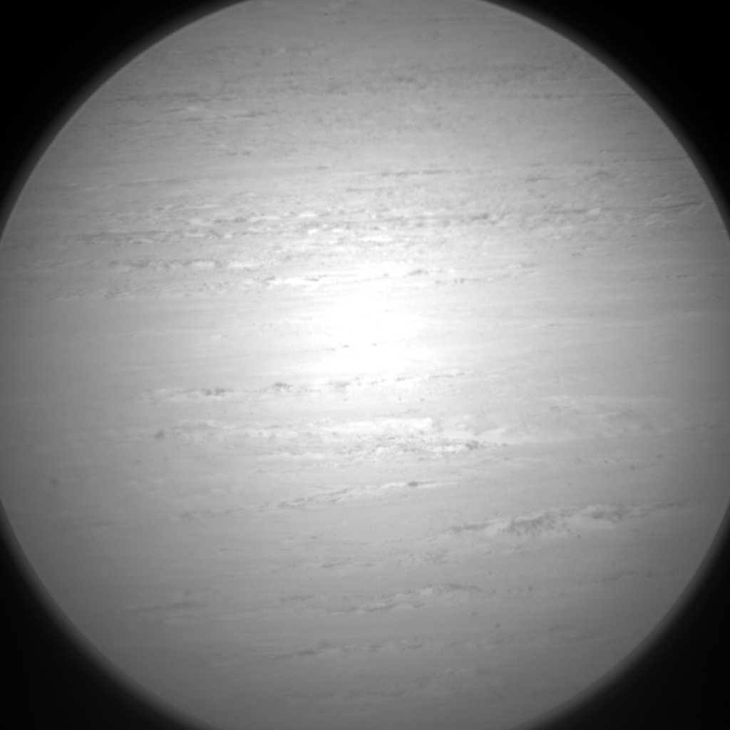 Nasa's Mars rover Curiosity acquired this image using its Chemistry & Camera (ChemCam) on Sol 1272, at drive 636, site number 53