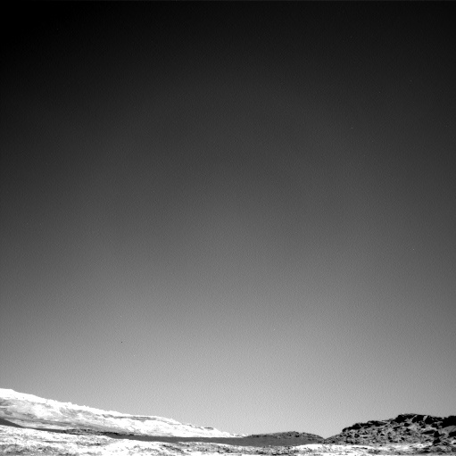 Nasa's Mars rover Curiosity acquired this image using its Left Navigation Camera on Sol 1272, at drive 636, site number 53