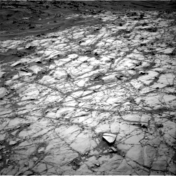 Nasa's Mars rover Curiosity acquired this image using its Right Navigation Camera on Sol 1274, at drive 642, site number 53