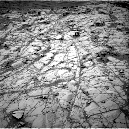 Nasa's Mars rover Curiosity acquired this image using its Right Navigation Camera on Sol 1274, at drive 654, site number 53