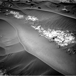 Nasa's Mars rover Curiosity acquired this image using its Right Navigation Camera on Sol 1274, at drive 756, site number 53