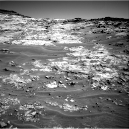 Nasa's Mars rover Curiosity acquired this image using its Right Navigation Camera on Sol 1274, at drive 786, site number 53