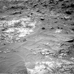 Nasa's Mars rover Curiosity acquired this image using its Right Navigation Camera on Sol 1274, at drive 792, site number 53