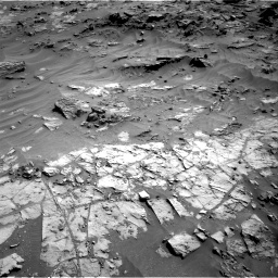 Nasa's Mars rover Curiosity acquired this image using its Right Navigation Camera on Sol 1274, at drive 840, site number 53