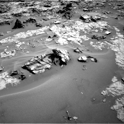 Nasa's Mars rover Curiosity acquired this image using its Right Navigation Camera on Sol 1274, at drive 900, site number 53