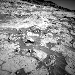 Nasa's Mars rover Curiosity acquired this image using its Right Navigation Camera on Sol 1274, at drive 972, site number 53
