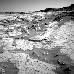 Nasa's Mars rover Curiosity acquired this image using its Right Navigation Camera on Sol 1274, at drive 996, site number 53