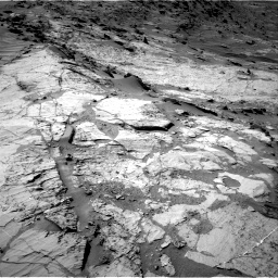 Nasa's Mars rover Curiosity acquired this image using its Right Navigation Camera on Sol 1276, at drive 1128, site number 53