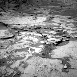 Nasa's Mars rover Curiosity acquired this image using its Right Navigation Camera on Sol 1276, at drive 1134, site number 53