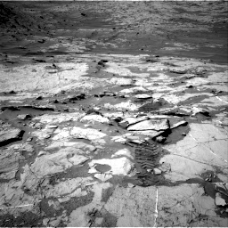 Nasa's Mars rover Curiosity acquired this image using its Right Navigation Camera on Sol 1276, at drive 1146, site number 53