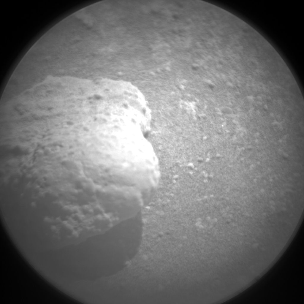 Nasa's Mars rover Curiosity acquired this image using its Chemistry & Camera (ChemCam) on Sol 1277, at drive 1182, site number 53