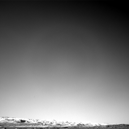 Nasa's Mars rover Curiosity acquired this image using its Left Navigation Camera on Sol 1280, at drive 1182, site number 53