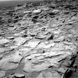 Nasa's Mars rover Curiosity acquired this image using its Right Navigation Camera on Sol 1281, at drive 1278, site number 53
