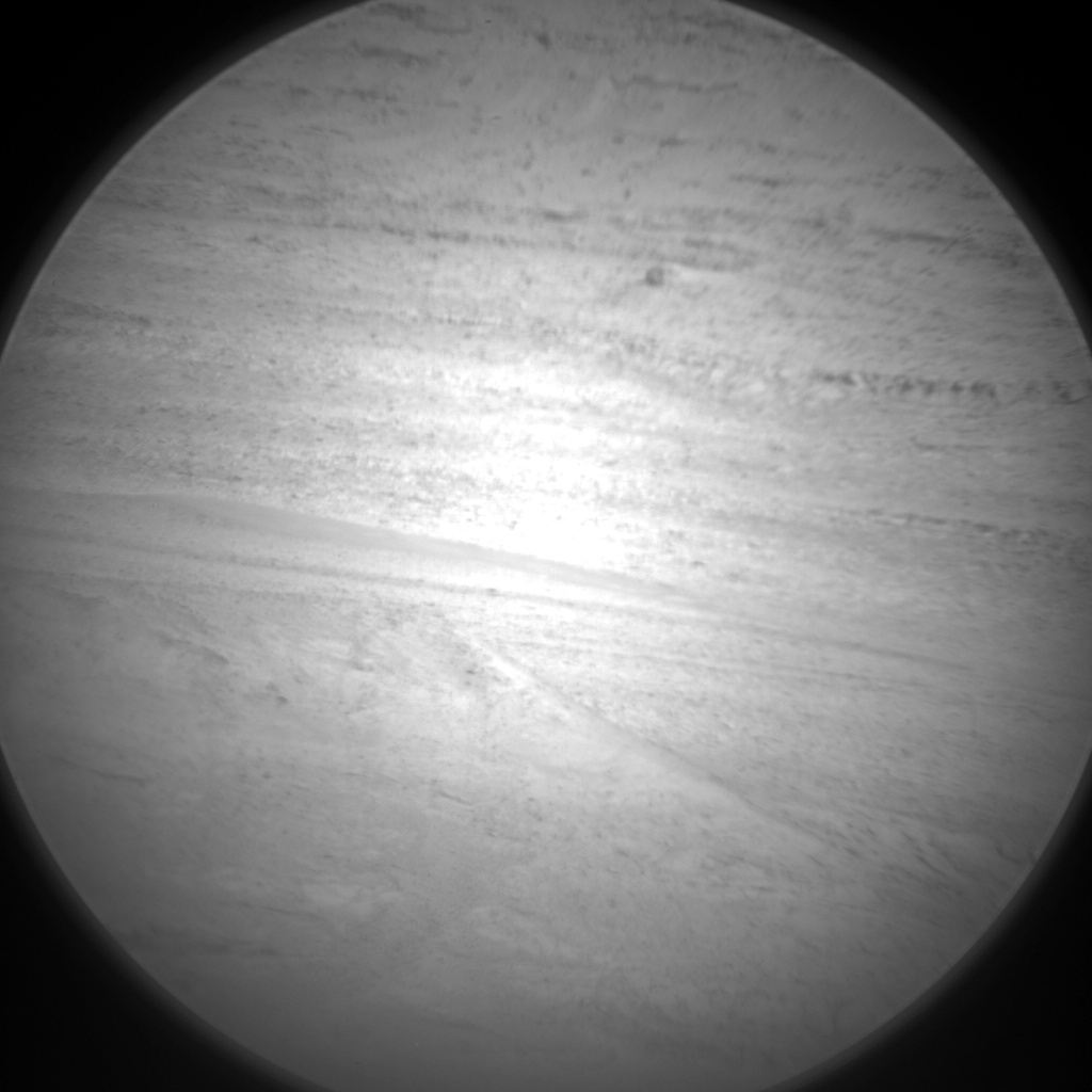 Nasa's Mars rover Curiosity acquired this image using its Chemistry & Camera (ChemCam) on Sol 1283, at drive 1756, site number 53