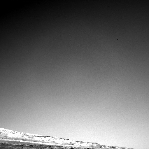 Nasa's Mars rover Curiosity acquired this image using its Left Navigation Camera on Sol 1283, at drive 1756, site number 53