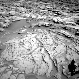 Nasa's Mars rover Curiosity acquired this image using its Right Navigation Camera on Sol 1283, at drive 1728, site number 53