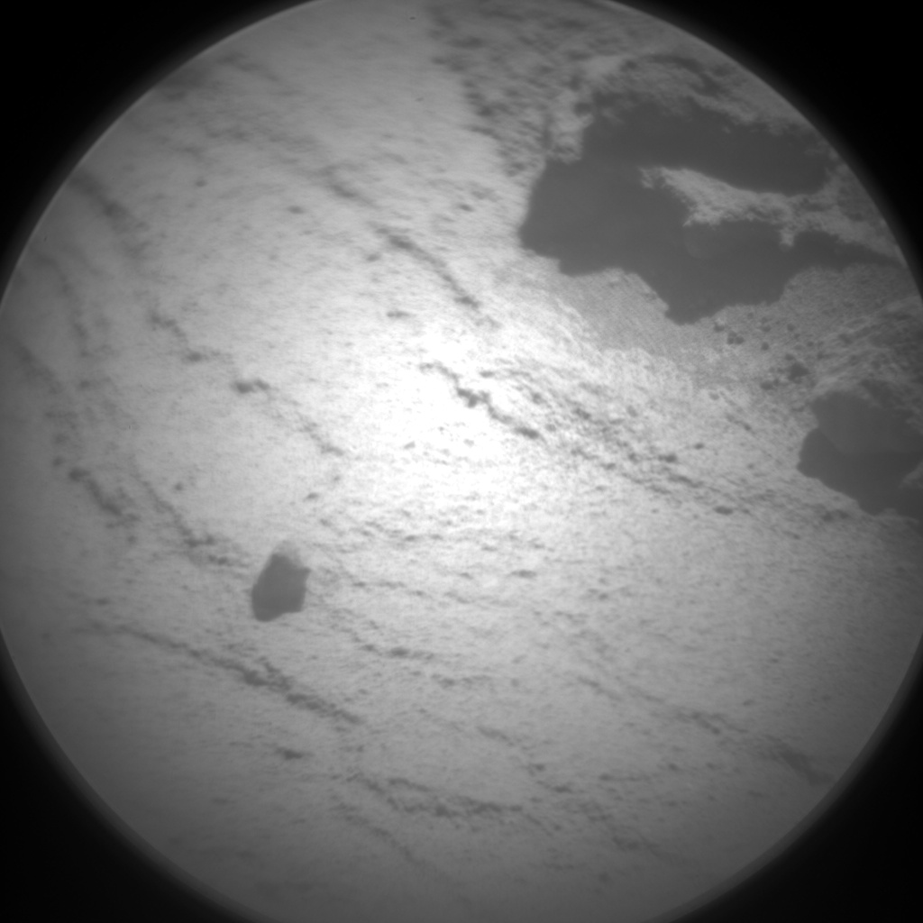 Nasa's Mars rover Curiosity acquired this image using its Chemistry & Camera (ChemCam) on Sol 1284, at drive 1756, site number 53