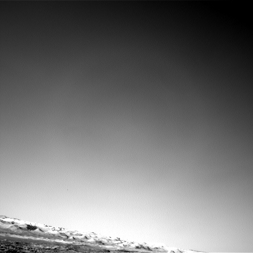 Nasa's Mars rover Curiosity acquired this image using its Left Navigation Camera on Sol 1286, at drive 1994, site number 53