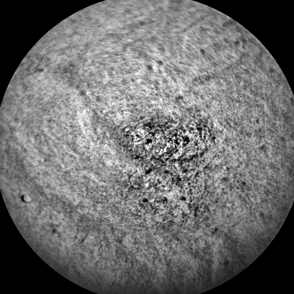Nasa's Mars rover Curiosity acquired this image using its Chemistry & Camera (ChemCam) on Sol 1286, at drive 1994, site number 53