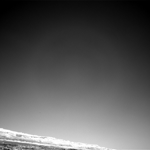 Nasa's Mars rover Curiosity acquired this image using its Left Navigation Camera on Sol 1289, at drive 1994, site number 53