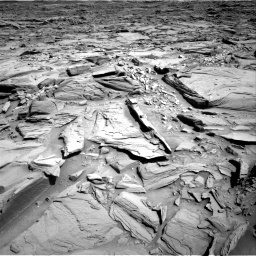 Nasa's Mars rover Curiosity acquired this image using its Right Navigation Camera on Sol 1290, at drive 2162, site number 53