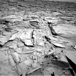 Nasa's Mars rover Curiosity acquired this image using its Right Navigation Camera on Sol 1290, at drive 2174, site number 53