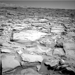 Nasa's Mars rover Curiosity acquired this image using its Right Navigation Camera on Sol 1290, at drive 2186, site number 53
