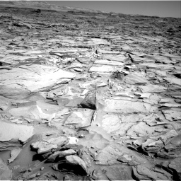 Nasa's Mars rover Curiosity acquired this image using its Right Navigation Camera on Sol 1290, at drive 2192, site number 53