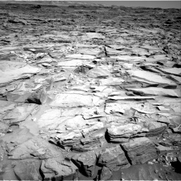 Nasa's Mars rover Curiosity acquired this image using its Right Navigation Camera on Sol 1290, at drive 2198, site number 53