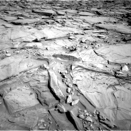 Nasa's Mars rover Curiosity acquired this image using its Right Navigation Camera on Sol 1290, at drive 2252, site number 53