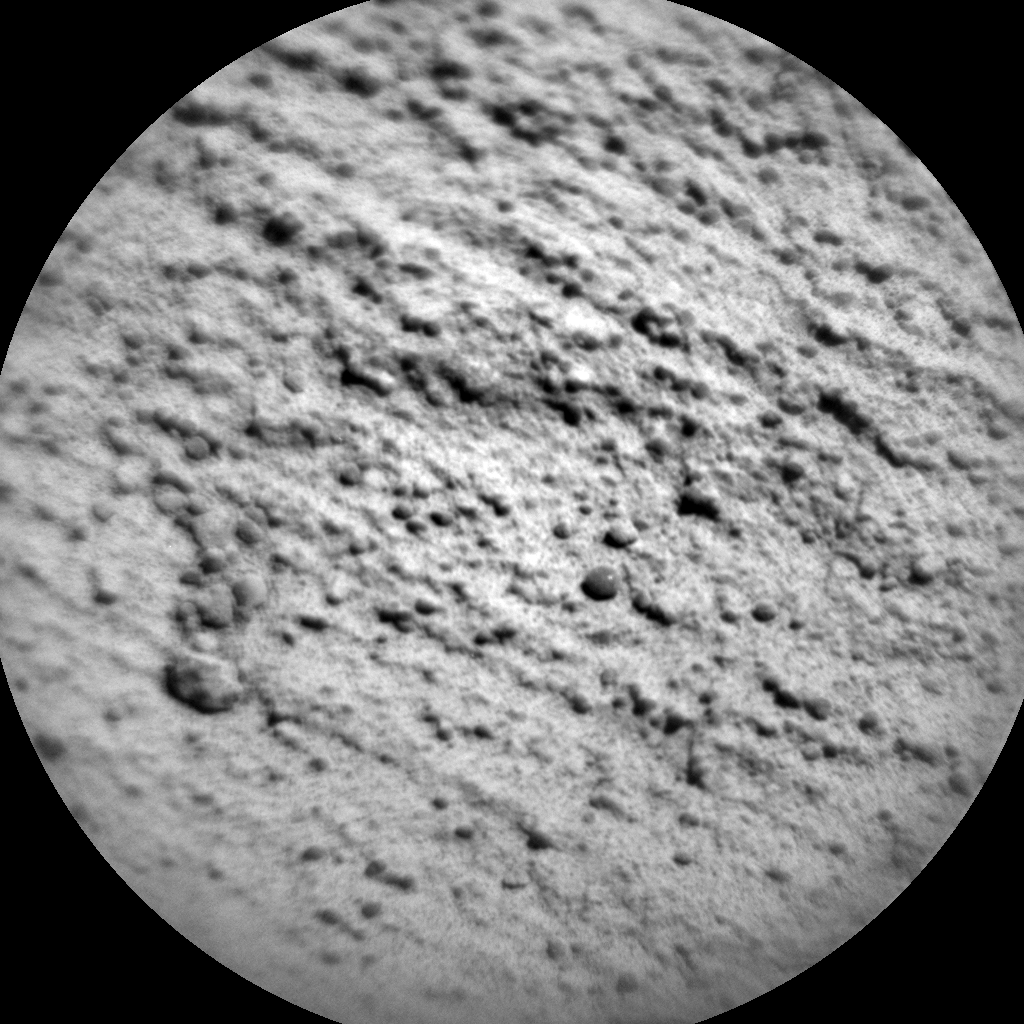Nasa's Mars rover Curiosity acquired this image using its Chemistry & Camera (ChemCam) on Sol 1290, at drive 2138, site number 53