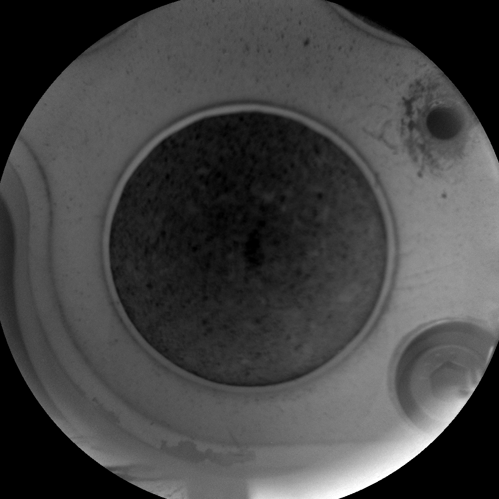Nasa's Mars rover Curiosity acquired this image using its Chemistry & Camera (ChemCam) on Sol 1291, at drive 2298, site number 53