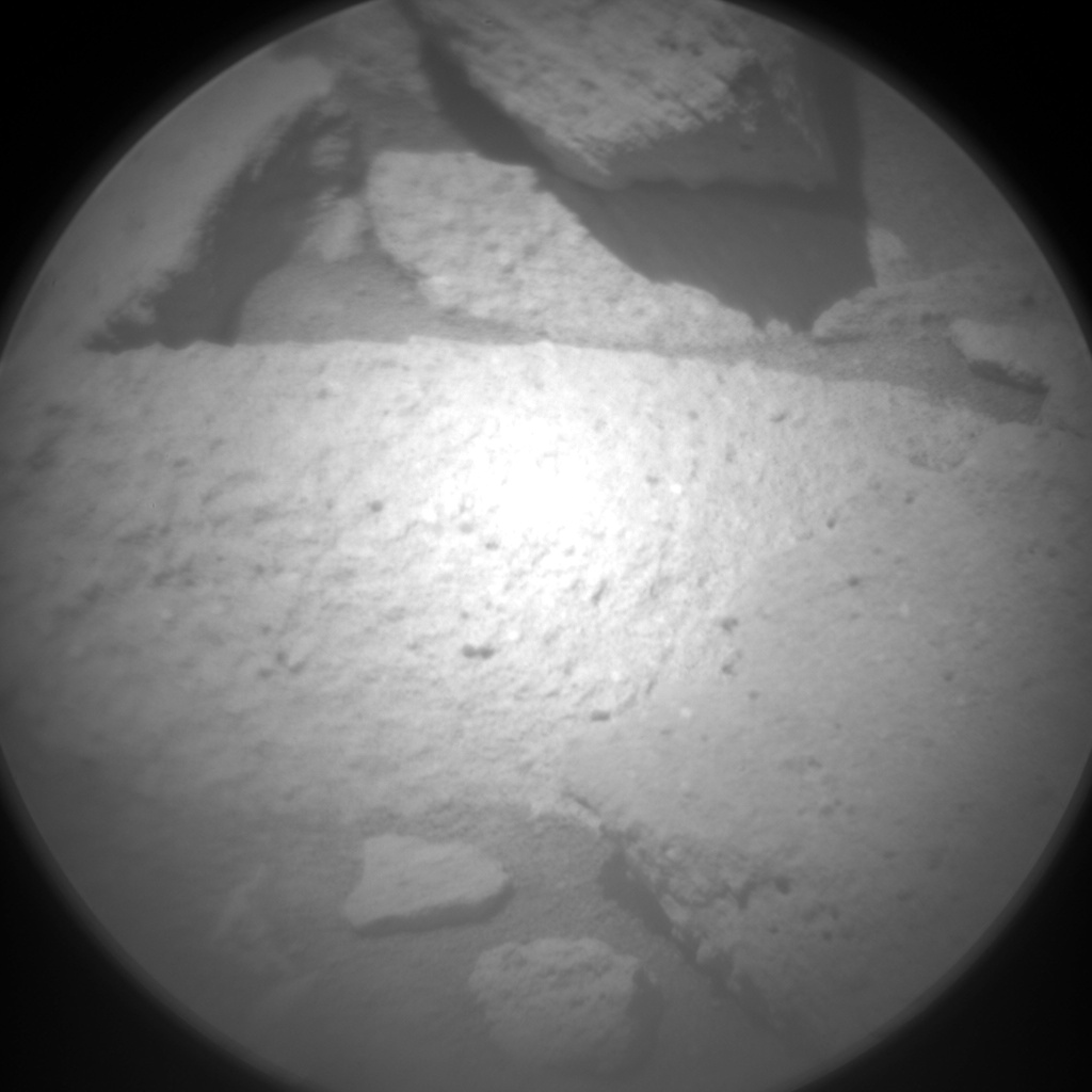 Nasa's Mars rover Curiosity acquired this image using its Chemistry & Camera (ChemCam) on Sol 1292, at drive 2298, site number 53
