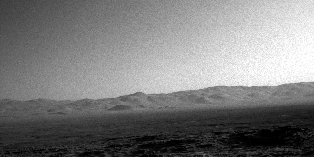 Nasa's Mars rover Curiosity acquired this image using its Left Navigation Camera on Sol 1292, at drive 2298, site number 53