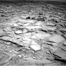 Nasa's Mars rover Curiosity acquired this image using its Right Navigation Camera on Sol 1292, at drive 2334, site number 53