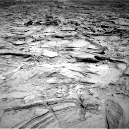 Nasa's Mars rover Curiosity acquired this image using its Right Navigation Camera on Sol 1292, at drive 2352, site number 53