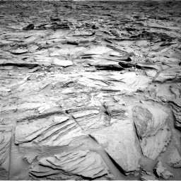 Nasa's Mars rover Curiosity acquired this image using its Right Navigation Camera on Sol 1292, at drive 2364, site number 53