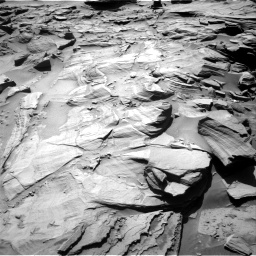 Nasa's Mars rover Curiosity acquired this image using its Right Navigation Camera on Sol 1294, at drive 2406, site number 53